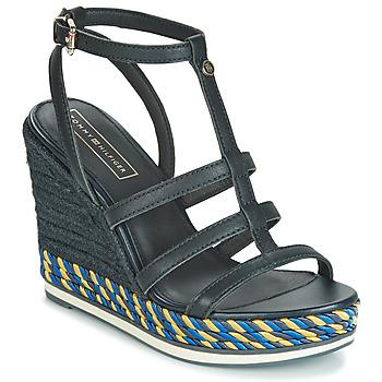 鞋子 女士 凉鞋 Tommy Hilfiger VANCOUVER 7A 海蓝色