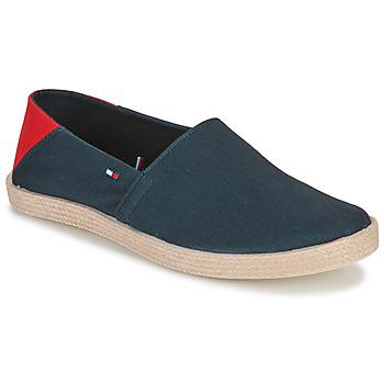 鞋子 男士 帆布便鞋 Tommy Hilfiger GRANADA 2D 海蓝色