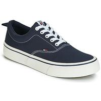鞋子 男士 球鞋基本款 Tommy Jeans VIRGIL 1D 黑色