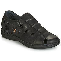 鞋子 男士 凉鞋 Casual Attitude ZIRONDEL 黑色