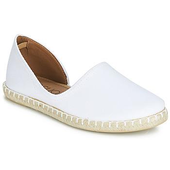 鞋子 女士 帆布便鞋 Casual Attitude JALAYIVE 白色