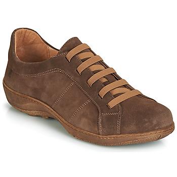 鞋子 男士 德比 Casual Attitude JALIYAFE 棕色
