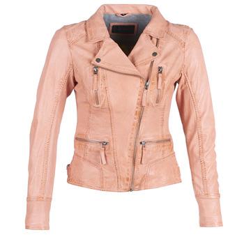 衣服 女士 皮夾克/ 人造皮革夾克 Oakwood CAMERA 桃色
