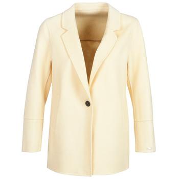 衣服 女士 外套/薄款西服 Oakwood OSLO 黃色 / 米色