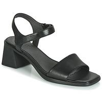 鞋子 女士 凉鞋 Camper 看步 KAROLINA 黑色
