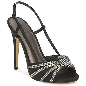 鞋子 女士 涼鞋 Menbur ACER 黑色