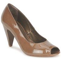鞋子 女士 高跟鞋 Espace LEON 棕色