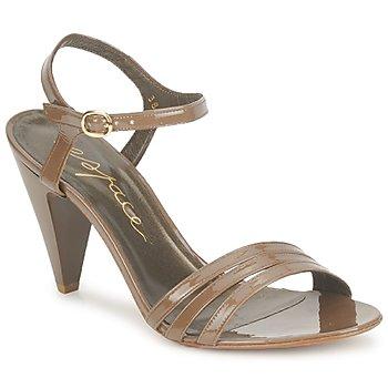 鞋子 女士 涼鞋 Espace LASTY 沙色