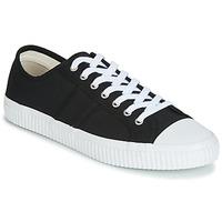 鞋子 男士 球鞋基本款 Jim Rickey TROPHY 黑色 / 白色
