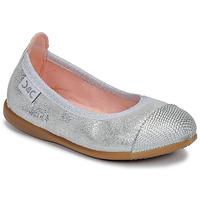 鞋子 女孩 平底鞋 Citrouille et Compagnie JARAMIL 银灰色