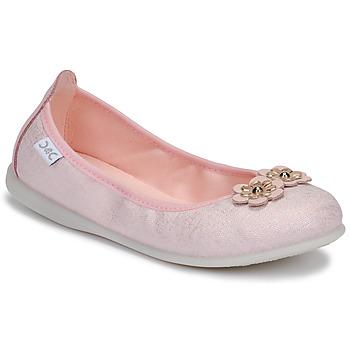 鞋子 女孩 平底鞋 Citrouille et Compagnie JATAMAL 玫瑰色
