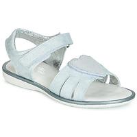 鞋子 女孩 凉鞋 Citrouille et Compagnie JAFILOUTE 灰色