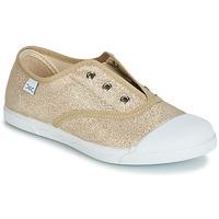 鞋子 女孩 球鞋基本款 Citrouille et Compagnie RIVIALELLE 金色