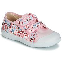 鞋子 女孩 球鞋基本款 Citrouille et Compagnie JORIPALE 玫瑰色 / 紅色