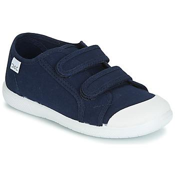 鞋子 儿童 球鞋基本款 Citrouille et Compagnie JODIPADE 海蓝色