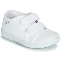 鞋子 儿童 球鞋基本款 Citrouille et Compagnie JODIPADE 白色