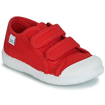 鞋子 儿童 球鞋基本款 Citrouille et Compagnie JODIPADE 红色