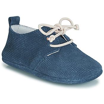 鞋子 男孩 拖鞋 Citrouille et Compagnie JATATA 蓝色