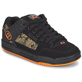 鞋子 男士 球鞋基本款 Globe TILT 黑色 / 橙色
