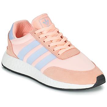 鞋子 女士 球鞋基本款 Adidas Originals 阿迪达斯三叶草 I-5923 W 玫瑰色