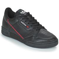 鞋子 球鞋基本款 Adidas Originals 阿迪达斯三叶草 CONTINENTAL 80 黑色