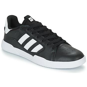 鞋子 男士 球鞋基本款 Adidas Originals 阿迪达斯三叶草 VRX LOW 黑色