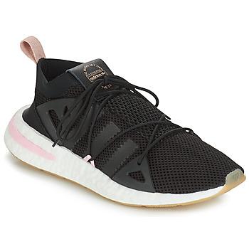鞋子 女士 球鞋基本款 Adidas Originals 阿迪达斯三叶草 ARKYN W 黑色