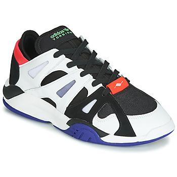 鞋子 男士 球鞋基本款 Adidas Originals 阿迪达斯三叶草 DIMENSION LO 白色 / 黑色