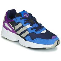 鞋子 男士 球鞋基本款 Adidas Originals 阿迪达斯三叶草 YUNG 96 蓝色