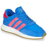 鞋子 男士 球鞋基本款 Adidas Originals 阿迪达斯三叶草 I-5923 蓝色 / 红色