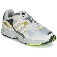 鞋子 男士 球鞋基本款 Adidas Originals 阿迪达斯三叶草 YUNG 96 米色