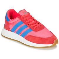 鞋子 女士 球鞋基本款 Adidas Originals 阿迪达斯三叶草 I-5923 W 红色 / 蓝色