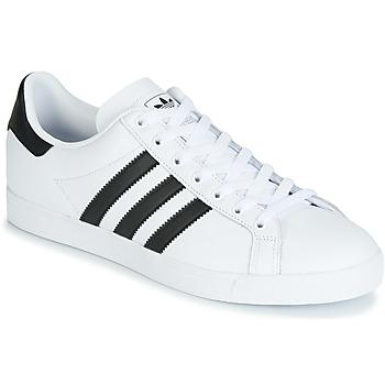 鞋子 球鞋基本款 Adidas Originals 阿迪达斯三叶草 COAST STAR 白色 / 黑色