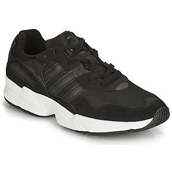 鞋子 球鞋基本款 Adidas Originals 阿迪达斯三叶草 FALCON 黑色