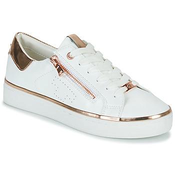 鞋子 女士 球鞋基本款 Tom Tailor 汤姆裁缝 6992603-WHITE 白色