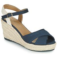 鞋子 女士 涼鞋 Tom Tailor 湯姆裁縫 6990101-NAVY 海藍色