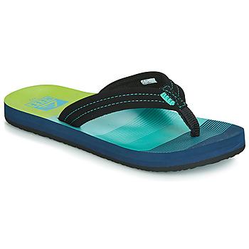 鞋子 男孩 人字拖 Reef KIDS AHI 藍色 / 綠色
