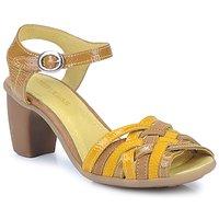 鞋子 女士 凉鞋 Pataugas FANNY 黄色