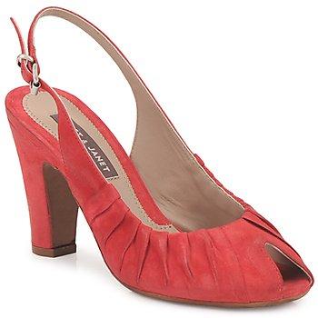 鞋子 女士 凉鞋 Janet&Janet PEONIA PLISA 红色