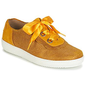 鞋子 女士 球鞋基本款 Casta HUMANA 黄色 / 金色