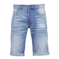 衣服 男士 短褲&百慕大短褲 G-Star Raw 3302 12 藍色 / Ight