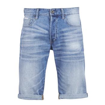 衣服 男士 短裤&百慕大短裤 G-Star Raw 3302 12 蓝色 / Ight