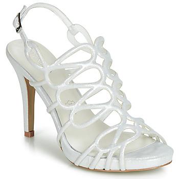 鞋子 女士 涼鞋 Menbur CLEMENTINA 象牙色