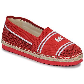 鞋子 女士 帆布便鞋 Michael by Michael Kors RAYA 紅色