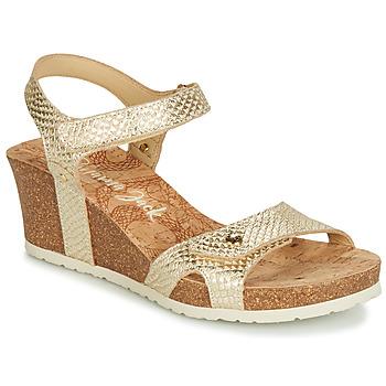 鞋子 女士 凉鞋 Panama Jack 巴拿马 杰克 JULIA 金色