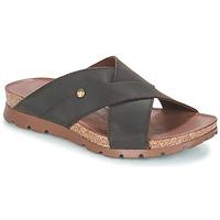 鞋子 男士 休闲凉拖/沙滩鞋 Panama Jack 巴拿马 杰克 SALMAN 棕色