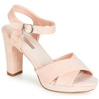 鞋子 女士 涼鞋 Xti 波爾蒂伊 32035 玫瑰色