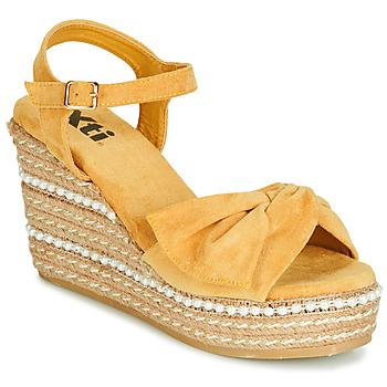鞋子 女士 凉鞋 Xti 波尔蒂伊 49073 黄色