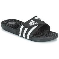 鞋子 拖鞋 adidas Performance 阿迪达斯运动训练 ADISSAGE 黑色 / 白色