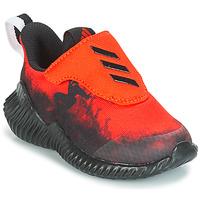 鞋子 男孩 跑鞋 adidas Performance 阿迪达斯运动训练 FORTARUN SPIDER-MAN 红色 / 黑色